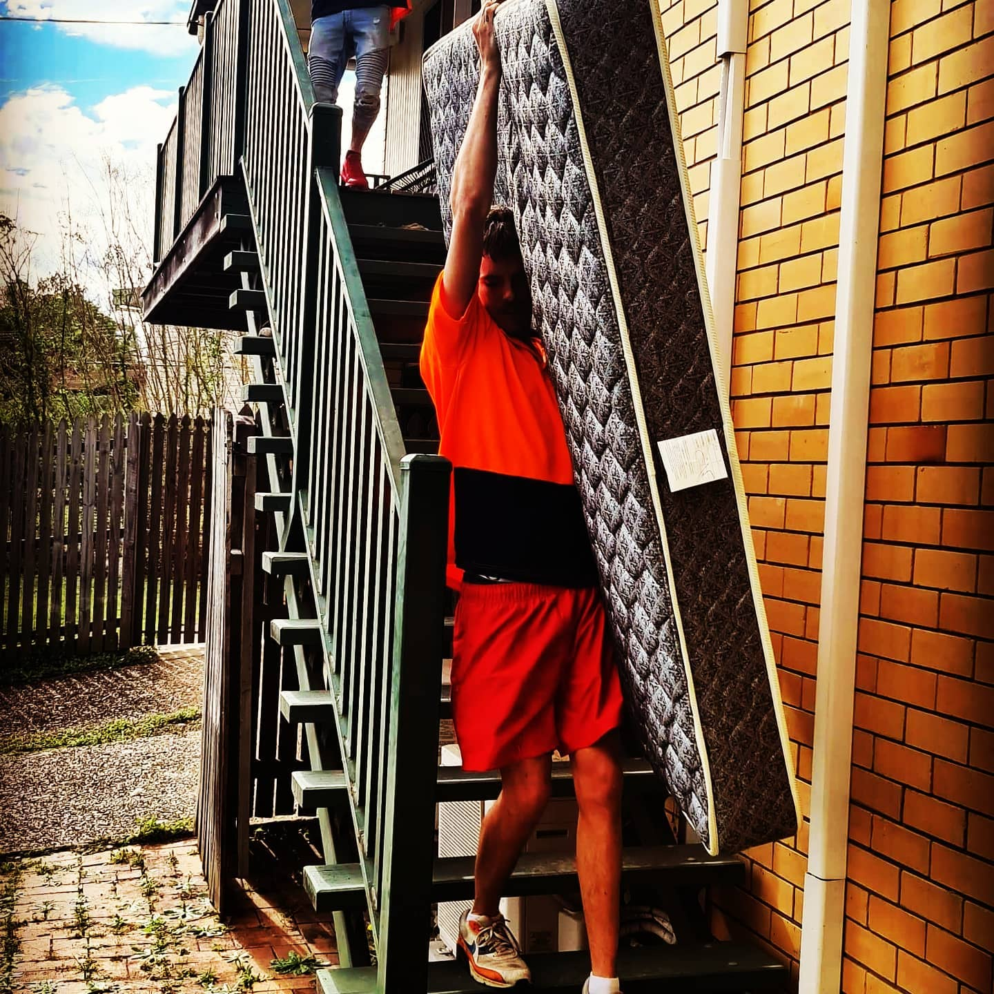 Those Local Guys - Removalist In Action 1